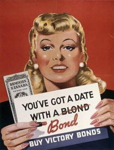 You've Got a Date With a Blond
