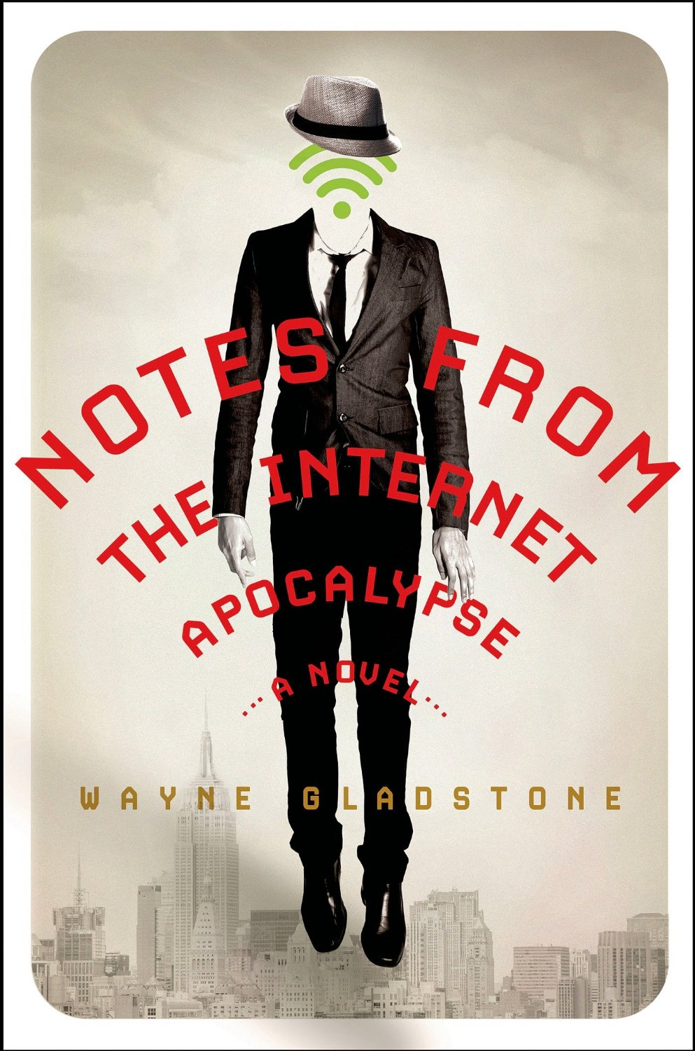 Notes from the Internet Apocalypse Book Cover