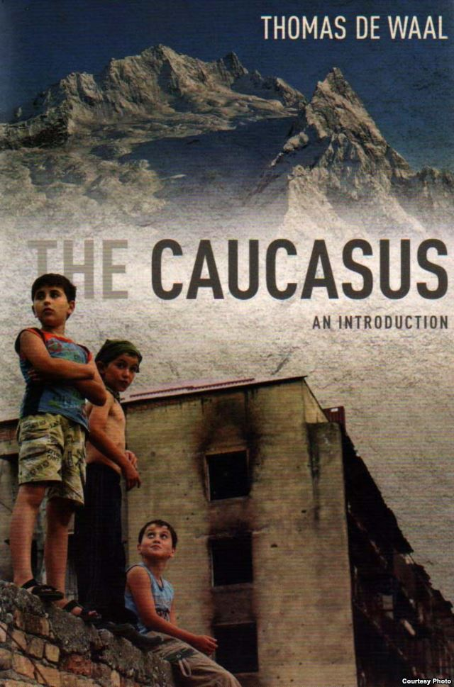 The Caucasus: An Introduction Book Cover