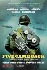 Five Came Back Book Cover