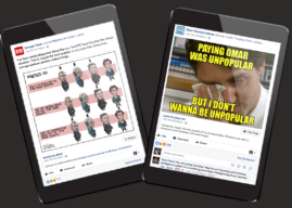Polarising Politics in Canada: A Facebook Study